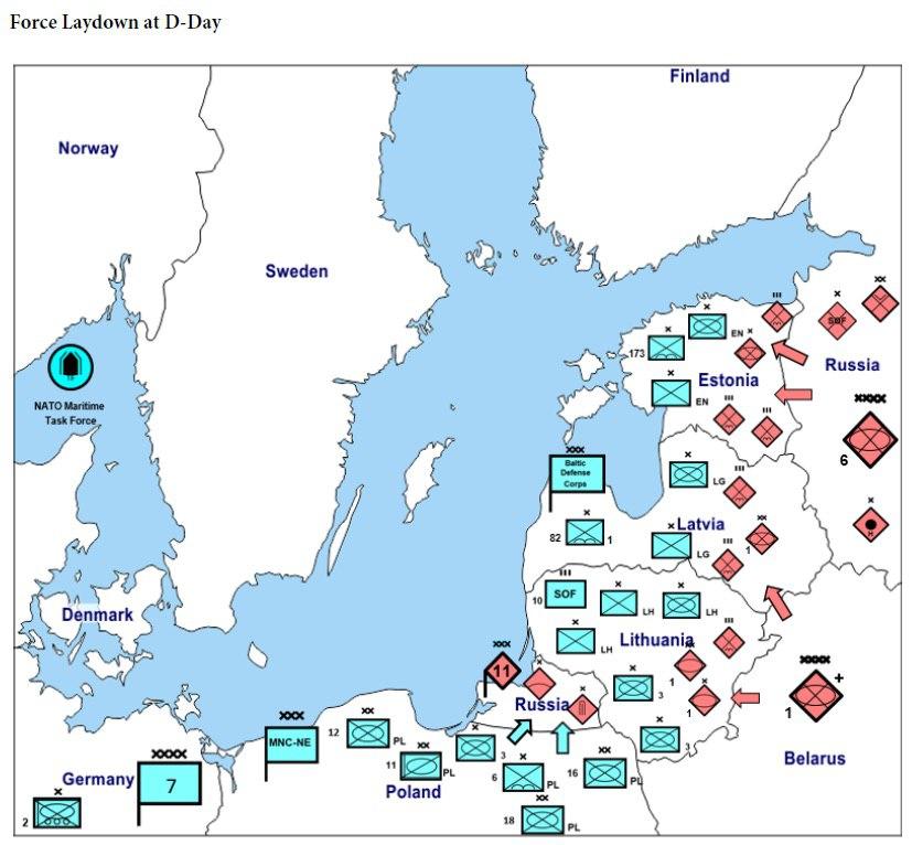В США одобрили передачу Калининградской области Польше