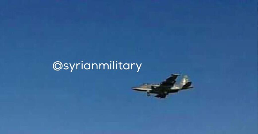 """""""Сокращение военного присутствия в Сирии"""": в Хмеймим переброшены 12 штурмовиков Су-25"""