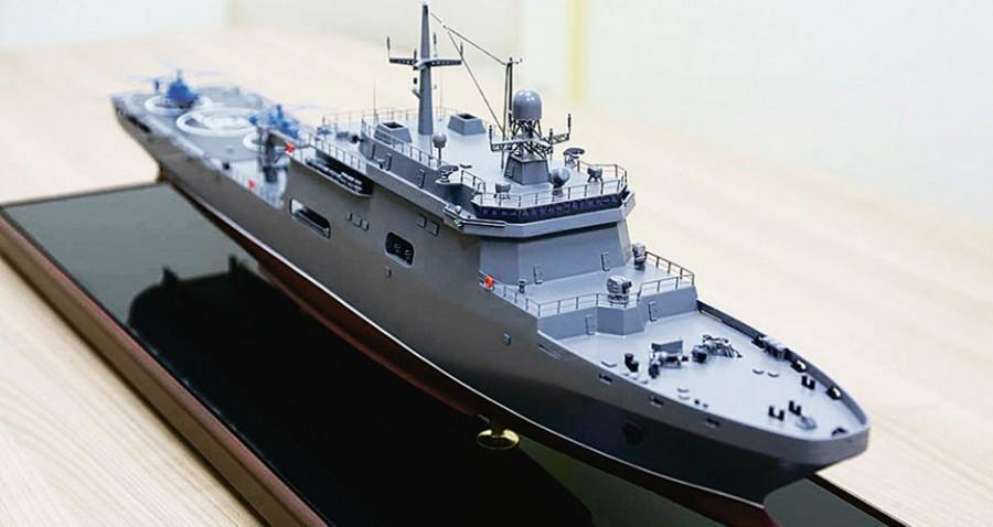 Без судна, но в Крыму: Российская разведка получила технологии строительства