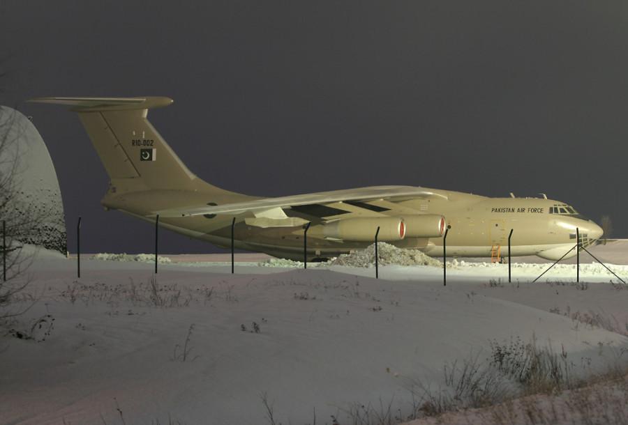 Проданные Украиной в Пакистан самолеты-заправщики Ил-78 будут ремонтироваться в Рязани