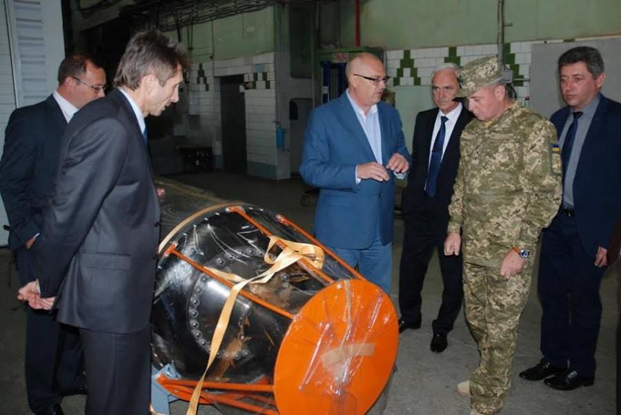Саудовская Аравия не спешит оплачивать второй этап разработки ОТРК «Гром-2» на Украине