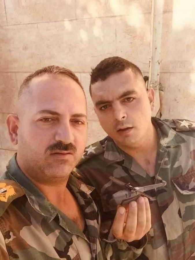 Сирийские военные поймали редкий нано-БЛА PD-100 Black Hornet Nano