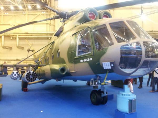 «Укрспецэкспорт» отгрузил Камеруну комплексы управляемого вооружения 524-РЕ с ПТУР PK-2B «Барьер-В»