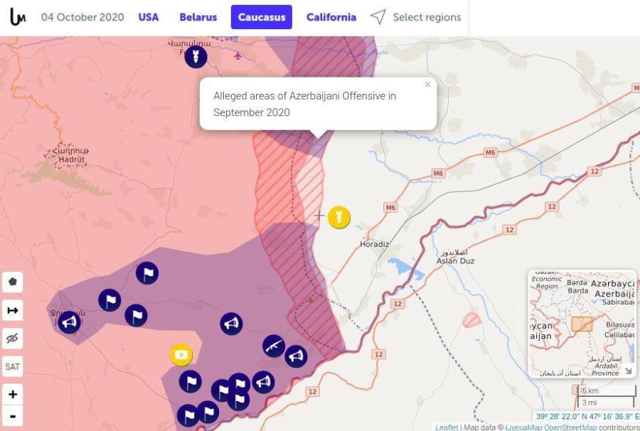 Итоги первой недели кавказской Войны Судного дня: блицкрига нет, но турки