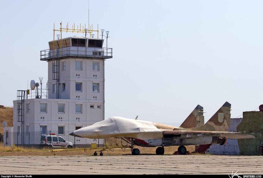 Как украинский прапорщик вывозил МиГ-29 из Крыма
