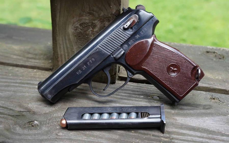 Эстония вместо утилизации передала Украине патроны к пистолетам ПМ с истекшим