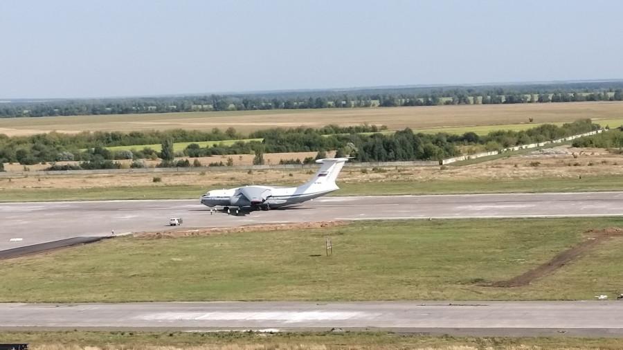 19 ноября на аэродроме в Ульяновске Минобороны получит два Ил-76МД-90А бортовые