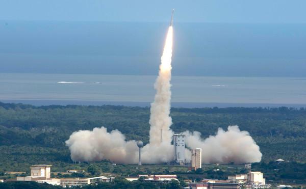 Отказ украинского двигателя РД-843 назвали возможной причиной аварии ракеты Vega миссии VV17