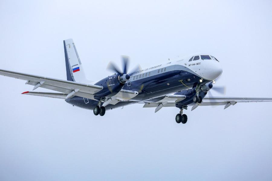 Ил-114-300: сказка и быль: первый полет нового Ил-114-300 совершен на 26-летнем