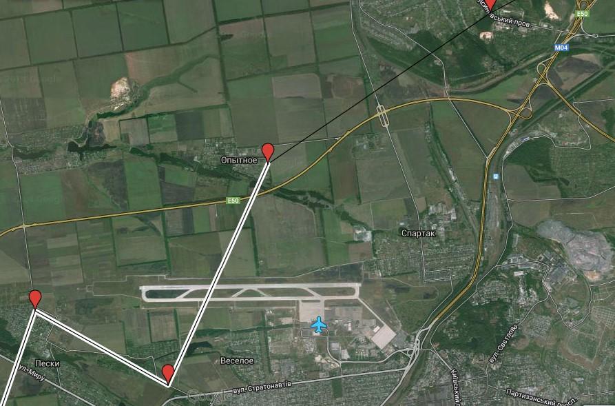Минский меморандум отдавал Донецкий аэропорт под контроль ДНР и его оборона