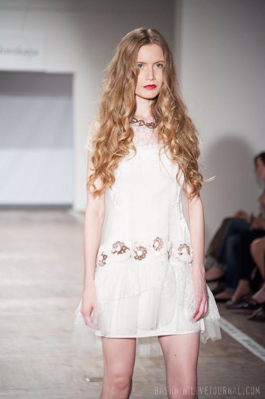 короткое свадебное платье в стиле винтаж