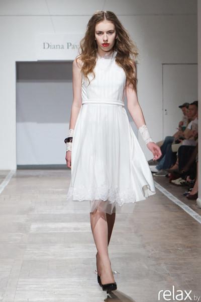 Белое Короткое Свадебное Платье Купить В
