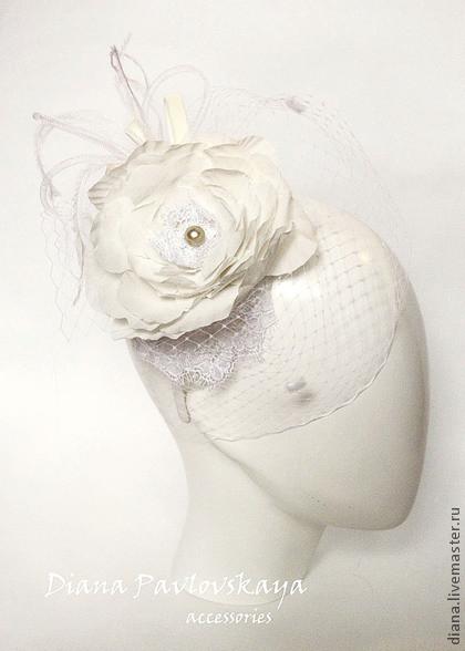 вуалетка на свадьбу