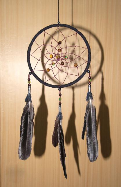 Ловец снов красивый индейский амулет шаман традиции схема символ радость путешествие постель мысли Ловец снов легенда...