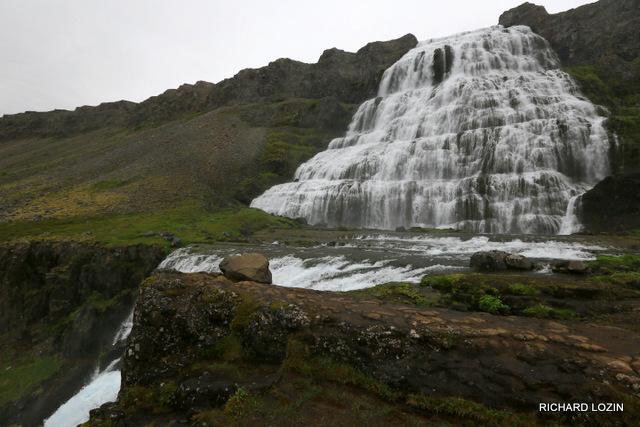 Исландия. Водопады Dynjandi, Haestahjallafoss, Hrisvadsfoss, Hundafoss