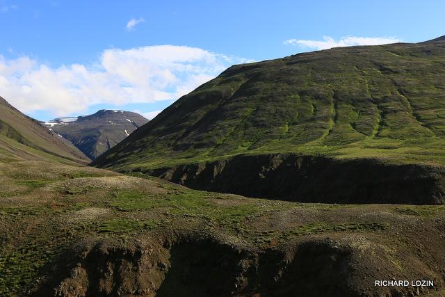 Исландия. Покидая Западные фьорды вдоль дороги в Хусавик