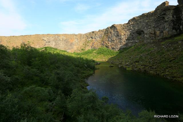 Asbyrgi. Iceland / Асбирги. Исландия
