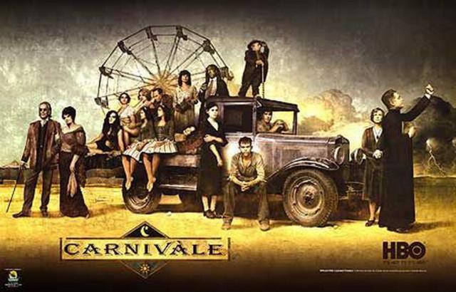 [Série] Carnivàle - La Caravane de l'étrange : Une série qui te fera bouffer de la poussière