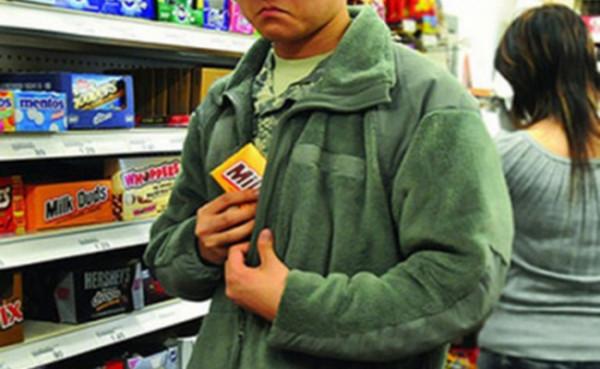 Кражи из магазинов приговор