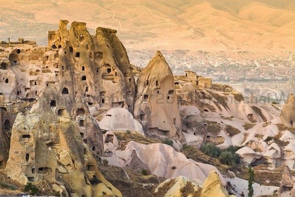 Каппадокия-красивые фотографии-необычные фотографии_567972128