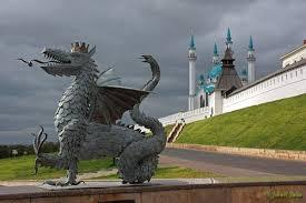 Символ города Казань