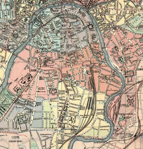 москва 1913