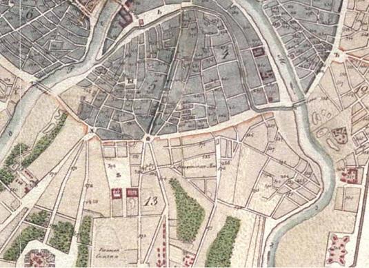 москва 1825