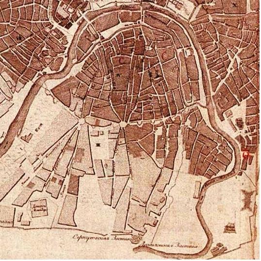 москва 1817