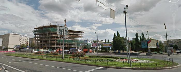 серпуховская площадь