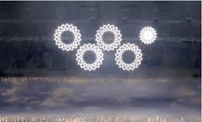 кольцо олимпиады