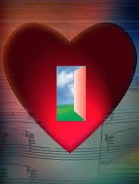 сердце открыть