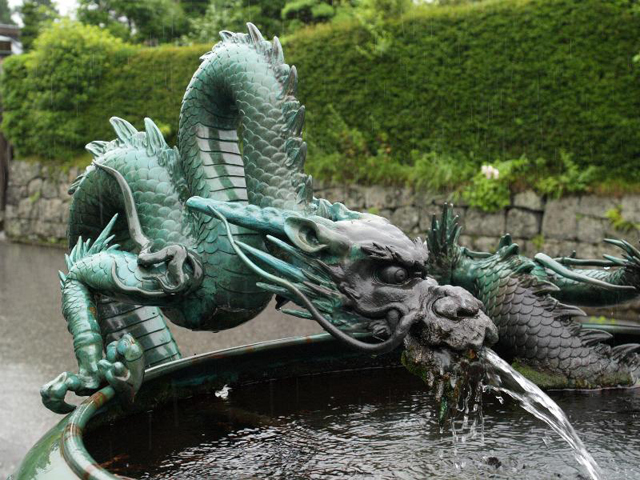 Dragon-Fountain