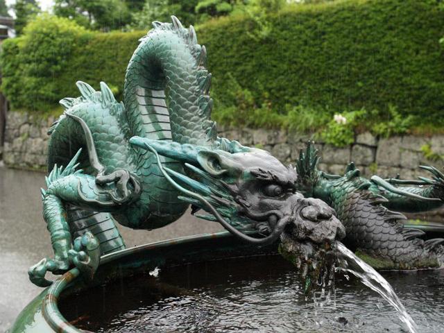 Dragon-Fountain