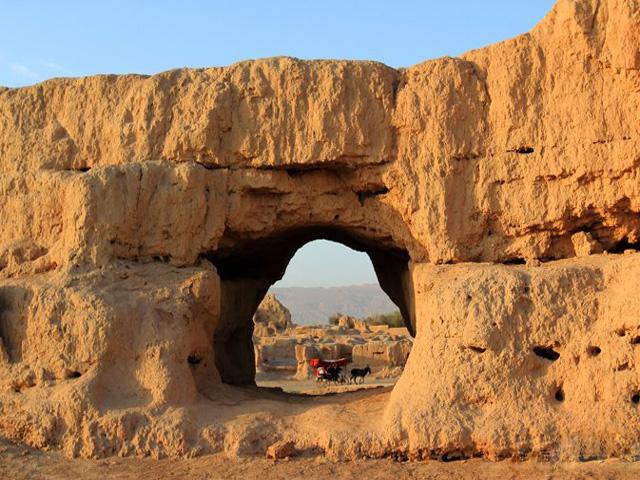gaochang_ancient_ruins_xinjiang_4