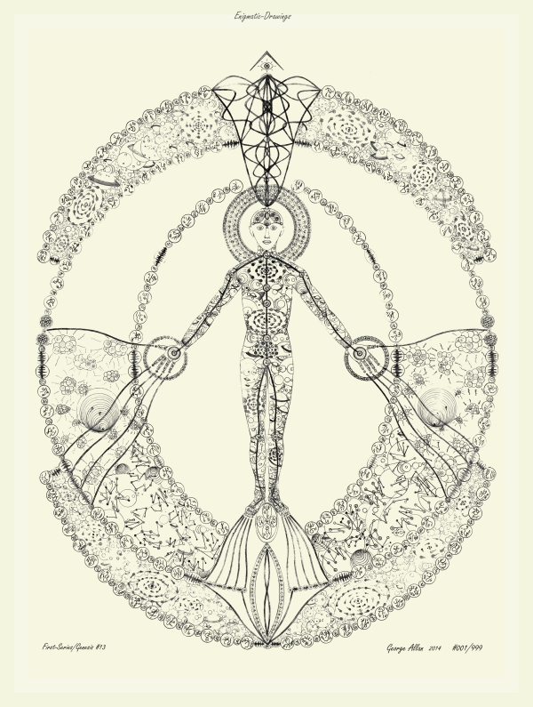 First-Series-600-Drawing-13-Enigmatic-Drawings