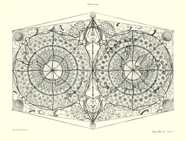 First-Series-600-Drawing-14-Enigmatic-Drawings