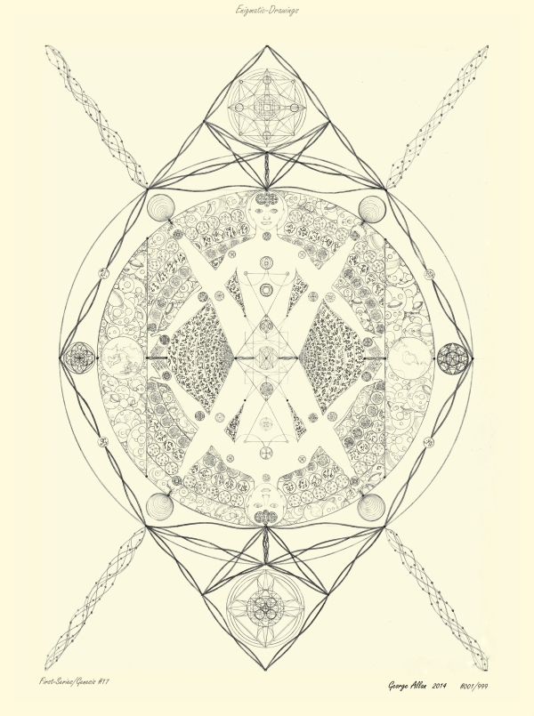 First-Series-600-Drawing-17-Enigmatic-Drawings