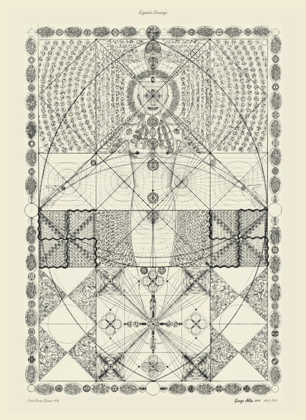 First-Series-600-Drawing-18-Enigmatic-Drawings