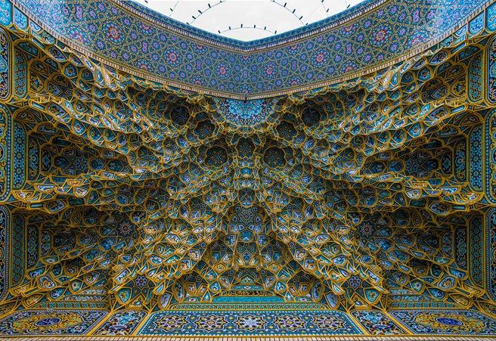 1. Мечеть-на-могиле-Фатимы-Масуме-Кум-Иран