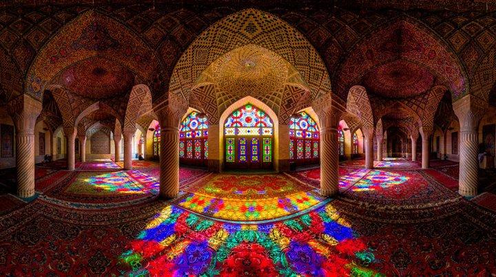 2. Мечеть-на-могиле-Фатимы-Масуме-Кум-Иран
