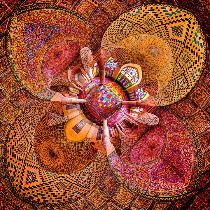 4. Мечеть-Насир-аль-Мульк-Шираз-Иран-2