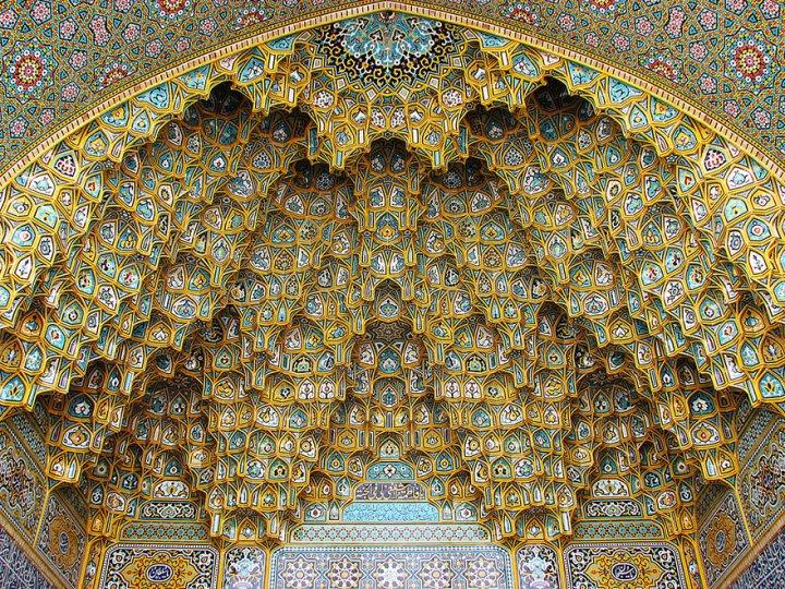 5. Мечеть-на-могиле-Фатимы-Масуме-Кум-Иран-2