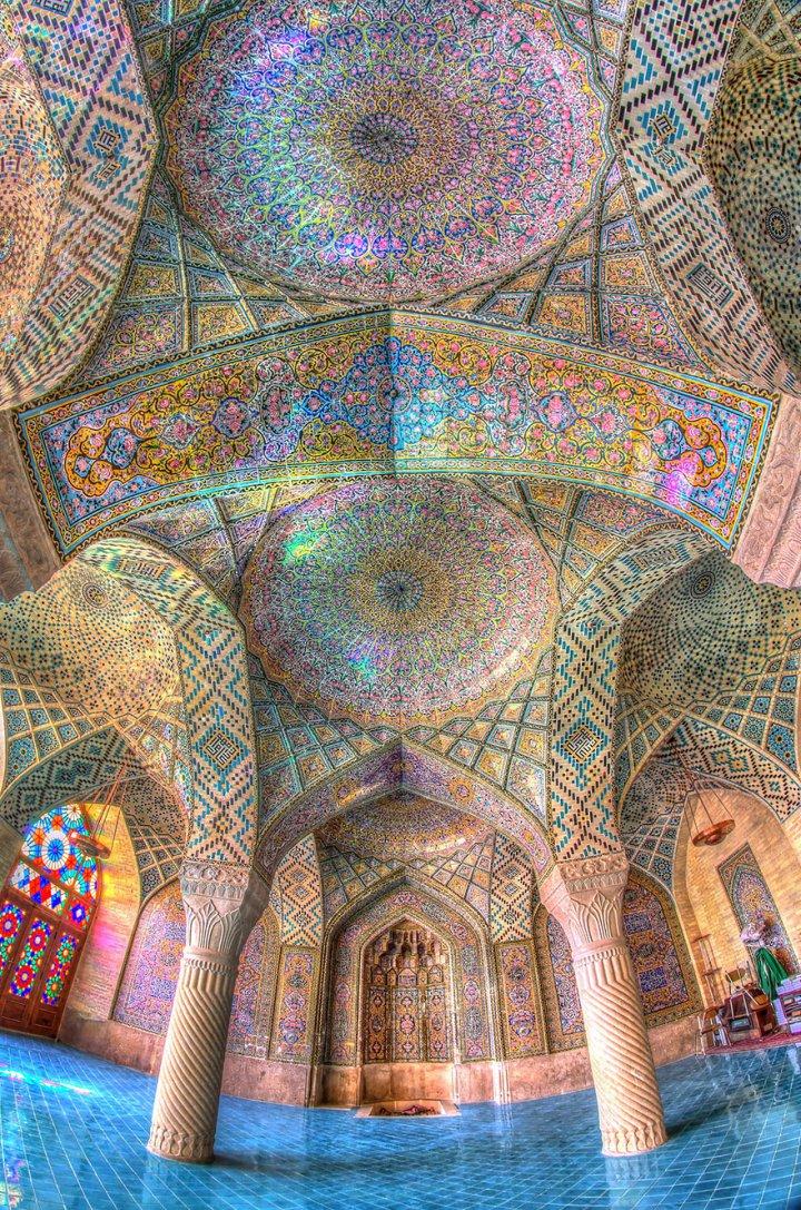 6. Мечеть-Насир-аль-Мульк-Шираз-Иран-3