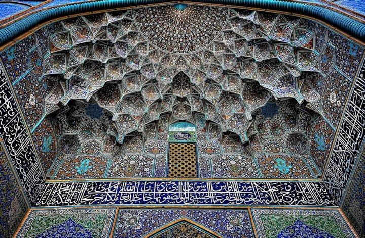 7. Мечеть-Шейха-Лютфуллы-Исфахан-Иран