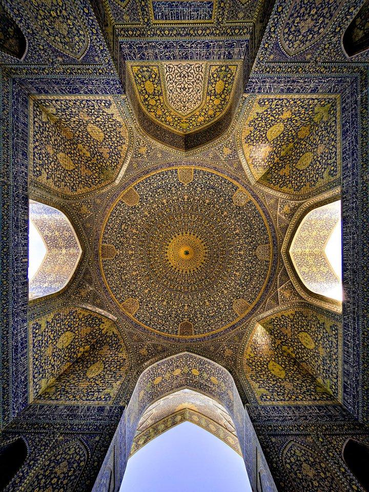 8. Мечеть-Имама-или-Мечеть-Шаха-Исфахан-Иран