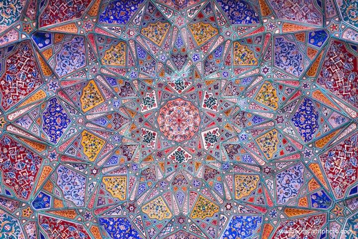 15. Мечеть-Вазир-Хана-Лахор-Пакистан