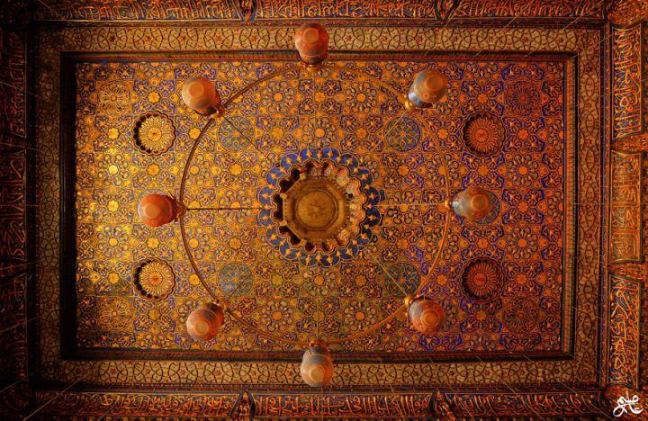 16. Мечеть-мавзолей-и-медресе-султана-Калауна-Каир-Египет