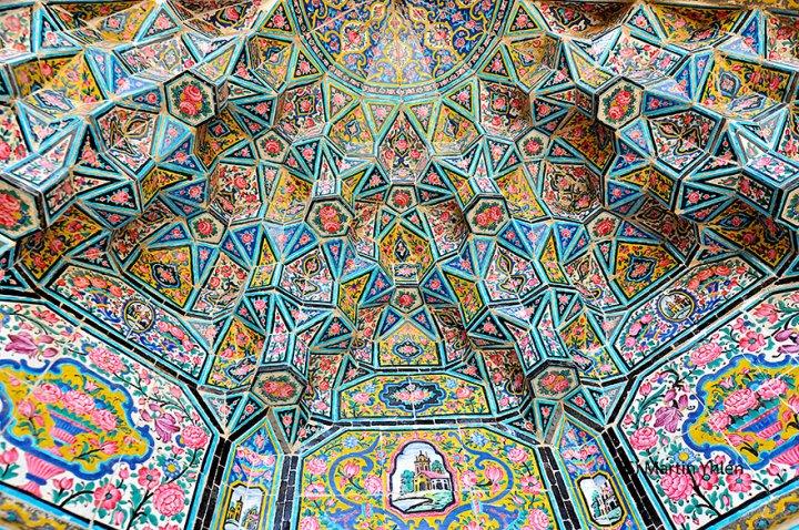 17. Мечеть-Насир-аль-Мульк-Шираз-Иран-5