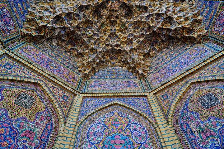 18. Мечеть-Насир-аль-Мульк-Шираз-Иран-6