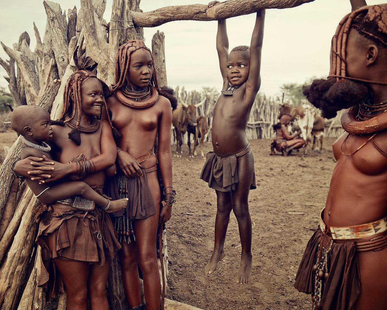 свободный член общины племени